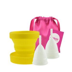 MenstruačnísadaAneercarevskalíškySaL(bílýkalíšek)