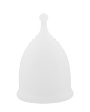 Menstruační sada Aneercare Sport s kalíšky S a L (bílý kalíšek)