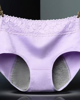 Menstruační kalhotky Greet velikost M (levandulová)
