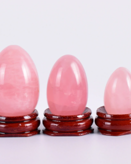 Kamenná vajíčka (růžová)