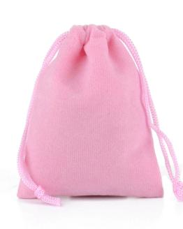 Sáček na menstruační kalíšek (růžový)