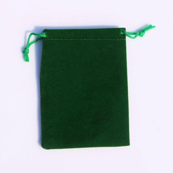 Sáček na menstruační kalíšek (zelený)