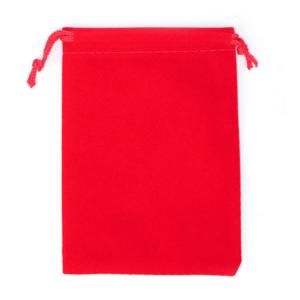 cerveny sacek na menstruacni kalisek