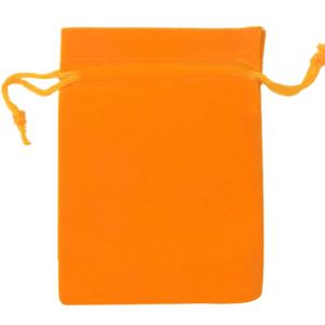 oranzovy sacek na menstruacni kalisek