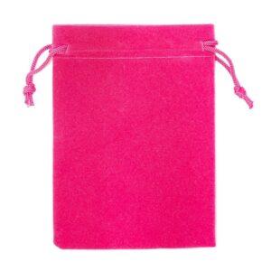 staroruzovy sacek na menstruacni kalisek
