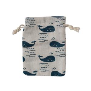 sacek na menstruacni kalisek velryby
