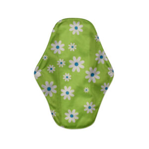pratelna menstruacni vlozka zelena s kvitky lecy scaled