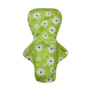 vlozka agnes zelená s kvítky scaled